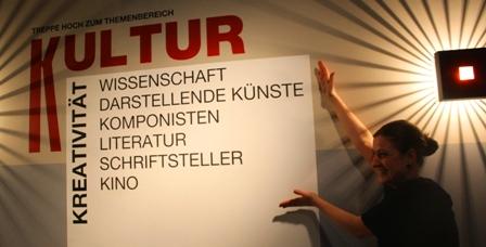 Susanne Gietl. Ort: Madame Tussauds Berlin. Copyright: Laura Bähr
