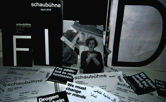 FIND 2016. Eintrittskarten und Sprüche. Copyright: Kulturschoxx/Susanne Gietl