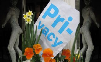 Privacy: Kunst oder doch Privatsache? Copyright: Kulturschoxx/Susanne Gietl