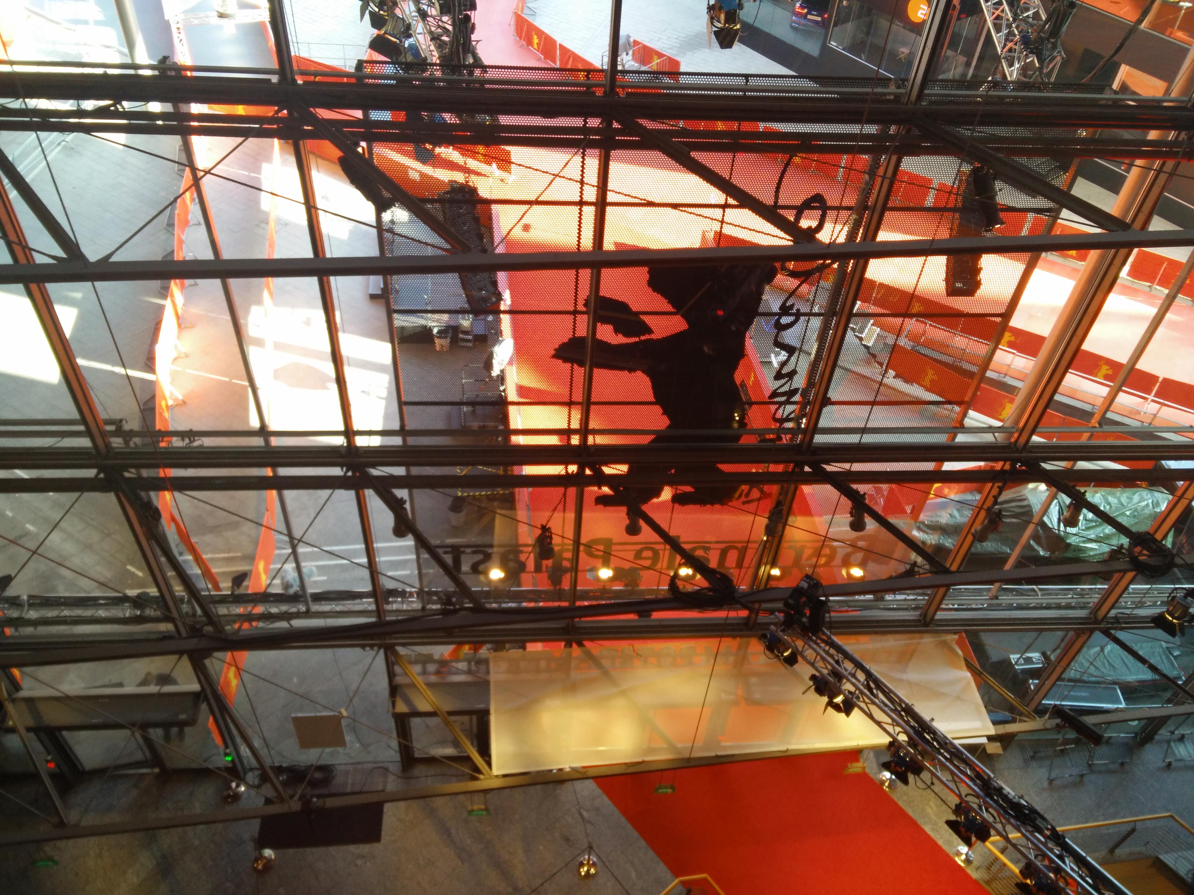 Berlinale Palast. Copyright: Kulturschoxx/Susanne Gietl