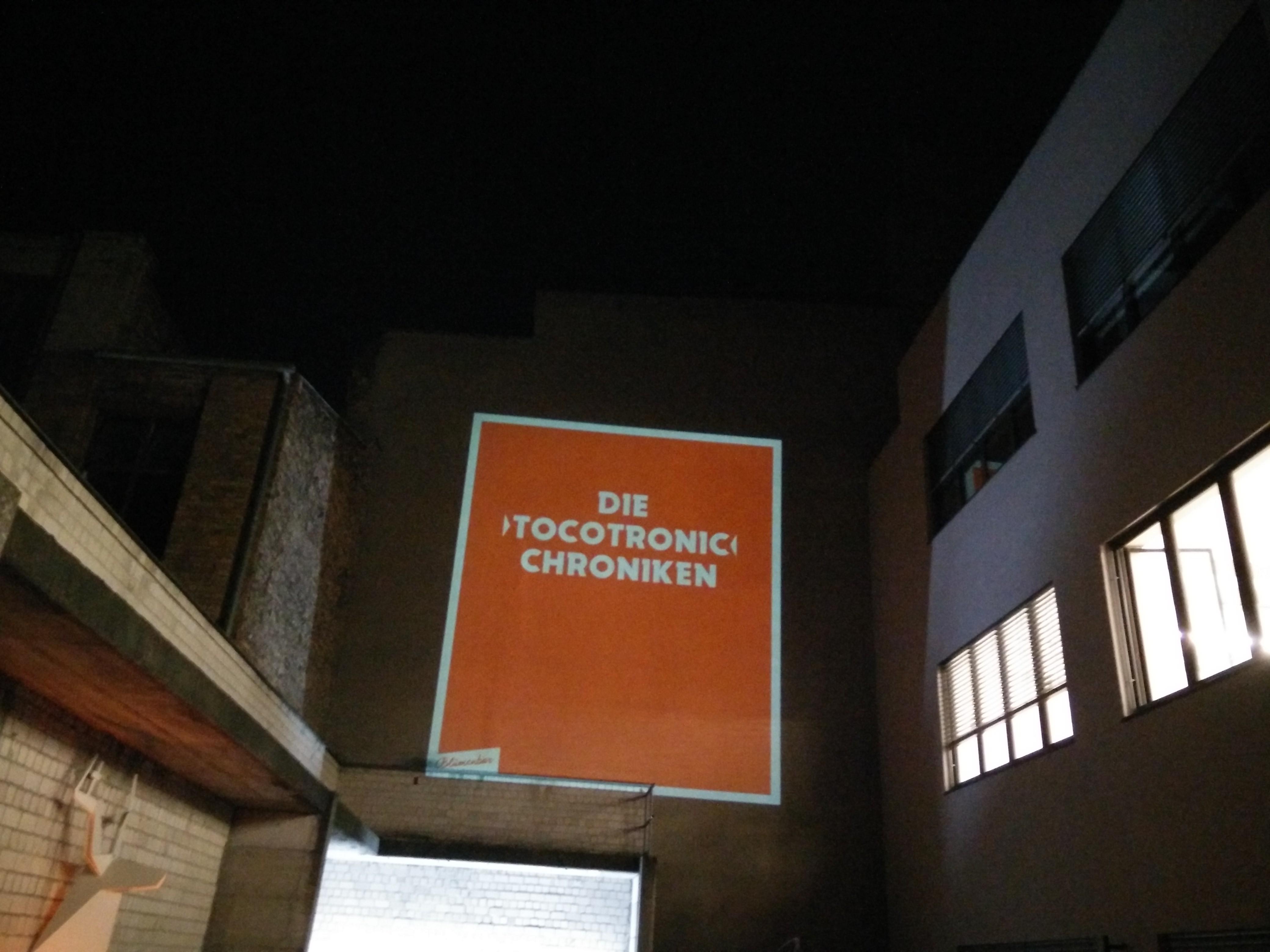 Tocotronic Chroniken nach über 20 Jahren Bandgeschichte. Die Tocotronic Chroniken. Copyright: Susanne Gietl