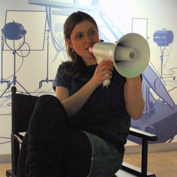 Susanne Gietl. Portrait. Copyright: Laura Bähr